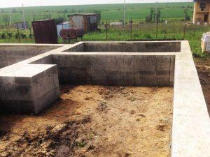 Свайный фундамент с ростверком под дом фото