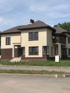 Фото дома - строительство фундамента в Липецке