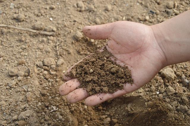Грунт под фундамент - фото