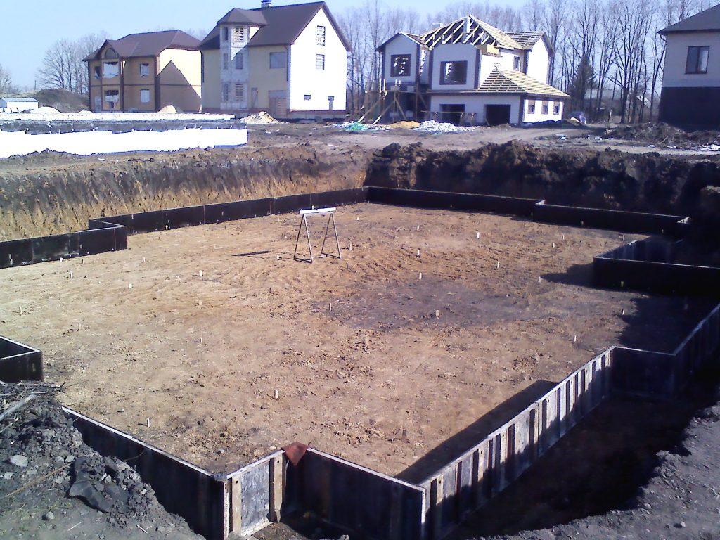 Земляные работы - фундамент - Липецк